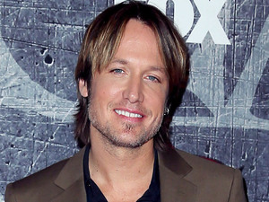 Keith Urban arriving at the 2012 American Country Awards at Mandalay Bay Resort and Casino