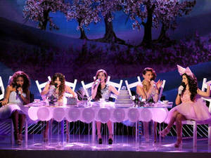 The X Factor USA Season 2: Semifinals - Fifth Harmony