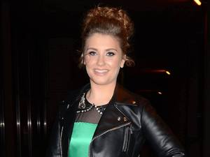 Ella Henderson outside the RTE Studios for &#39;The Saturday Night Show&#39;