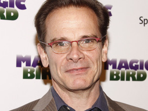 Peter Scolari at Broadway opening night after party for 'Magic/Bird' held at the Edison Ballroom
