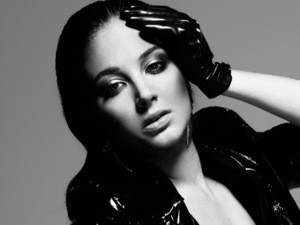 Tulisa photo shoot for Sheer Magazine