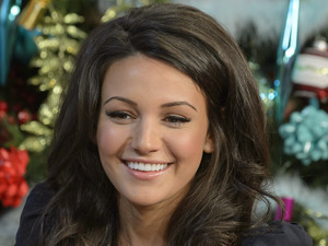 Miss Mode: Michelle Keegan appears on 'This Morning'