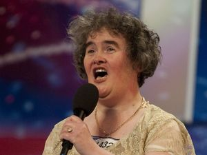 Susan Boyle, Britian's Got Talent