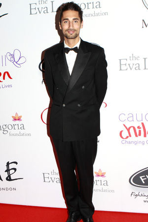 The Noble Gift Gala 2012 at ME London: Hugo Taylor