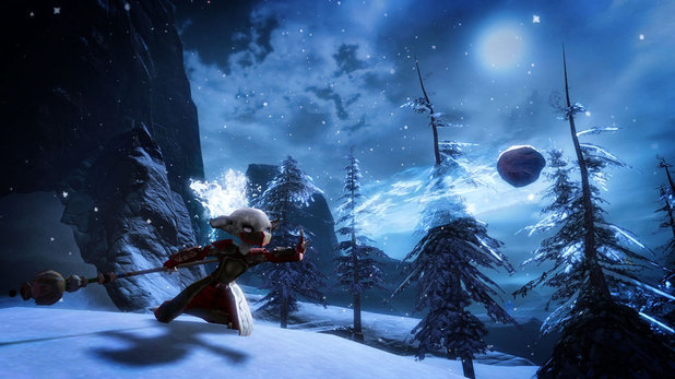 Guild Wars 2: Wintersday event screenshots