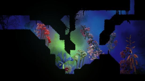Knytt Underground screenshot