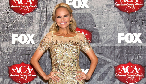 Kristin Chenoweth arriving at the 2012 American Country Awards at Mandalay Bay Resort and Casino