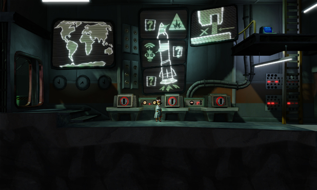 'The Cave' screenshot