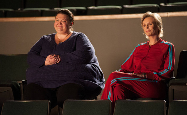 Glee S04E10: &#39;Glee, Actually&#39;