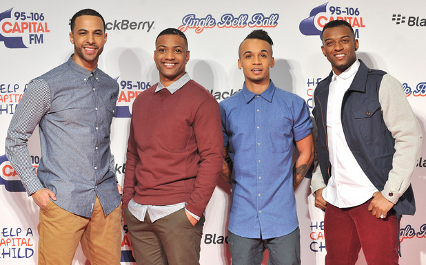 JLS Capital FM Jingle Bell Ball held at the O2 Arena - red carpet arrivals. London, England - 08.12.12 Mandatory Credit: Daniel Deme/WENN.com