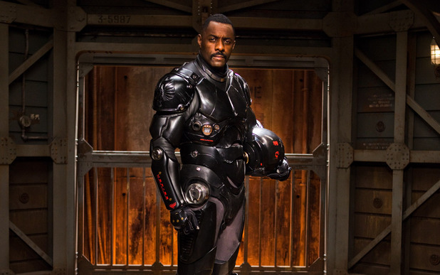 Pacific Rim, Idris Elba