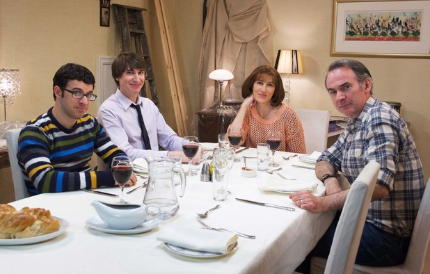 'Friday Night Dinner' still