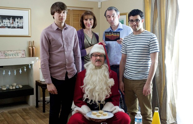 'Friday Night Dinner' Xmas special