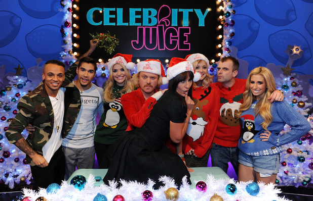 Text Santa - Celebrity Juice Christmas special