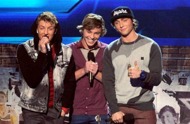 The X Factor USA Season 2: Semifinals - Emblem3