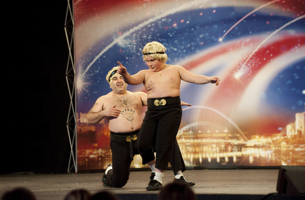 Stavros Flatley, Britain's Got Talent