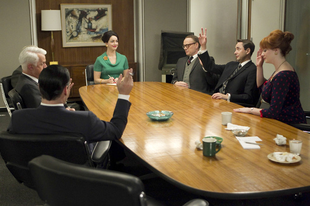 Mad Men S05E12: 'Commissions and Fees'