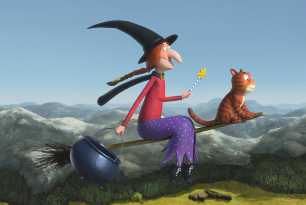 Room On The Broom - 25/12/2012, BBC One