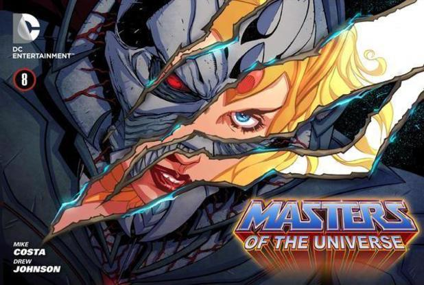 Masters of the Universe #8 She-Ra