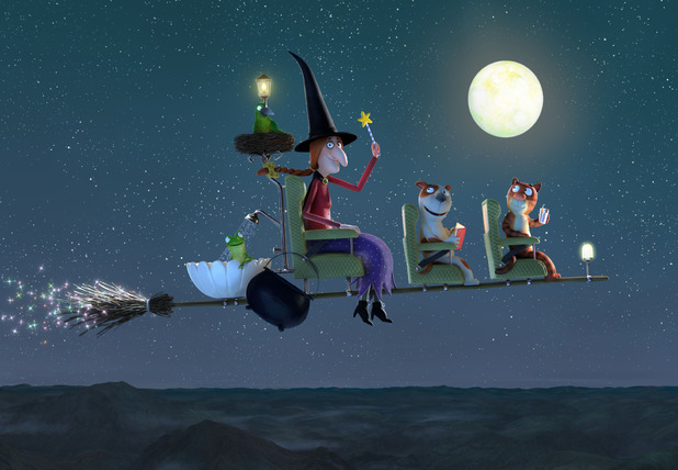 Room On The Broom - gallery