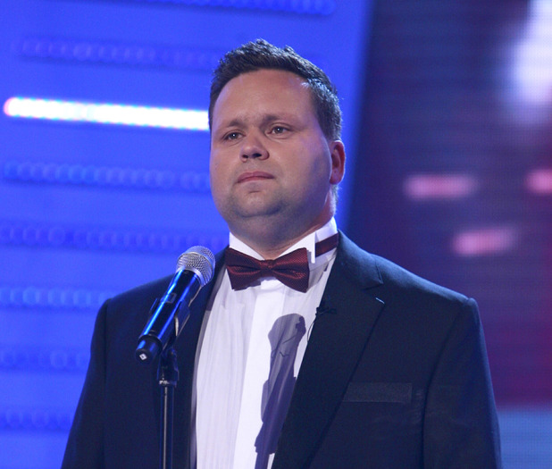 Paul Potts, Britain's Got Talent