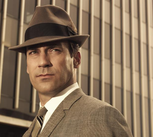 Mad Men - Series 5 Marketing Image Jon Hamm as Don Draper ©Lionsgate