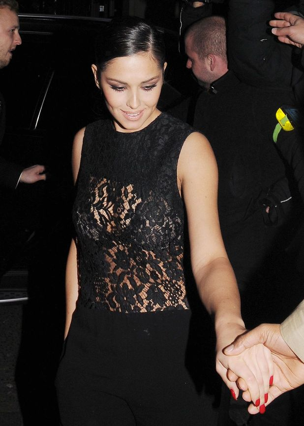 Cheryl Cole, Rose nightclub
