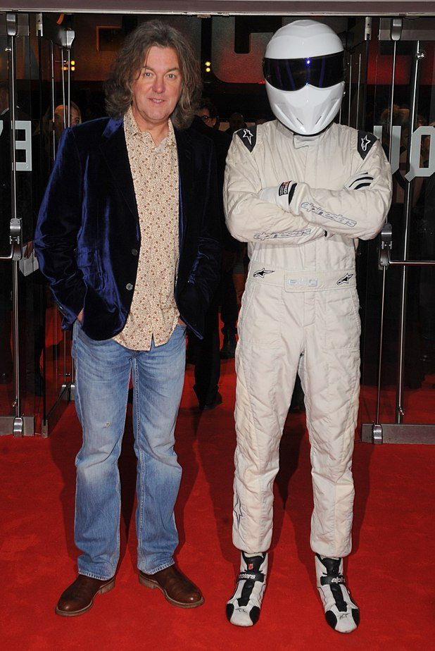 James May and The Stig