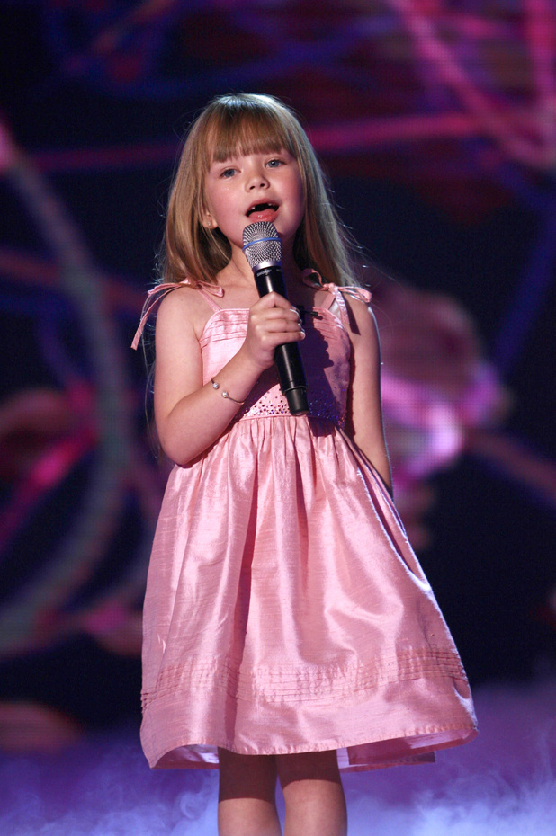 Connie Talbot, Britain's Got Talent 2007