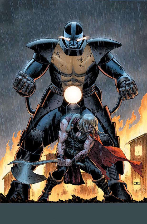 &#39;Uncanny Avengers&#39; #6 artwork