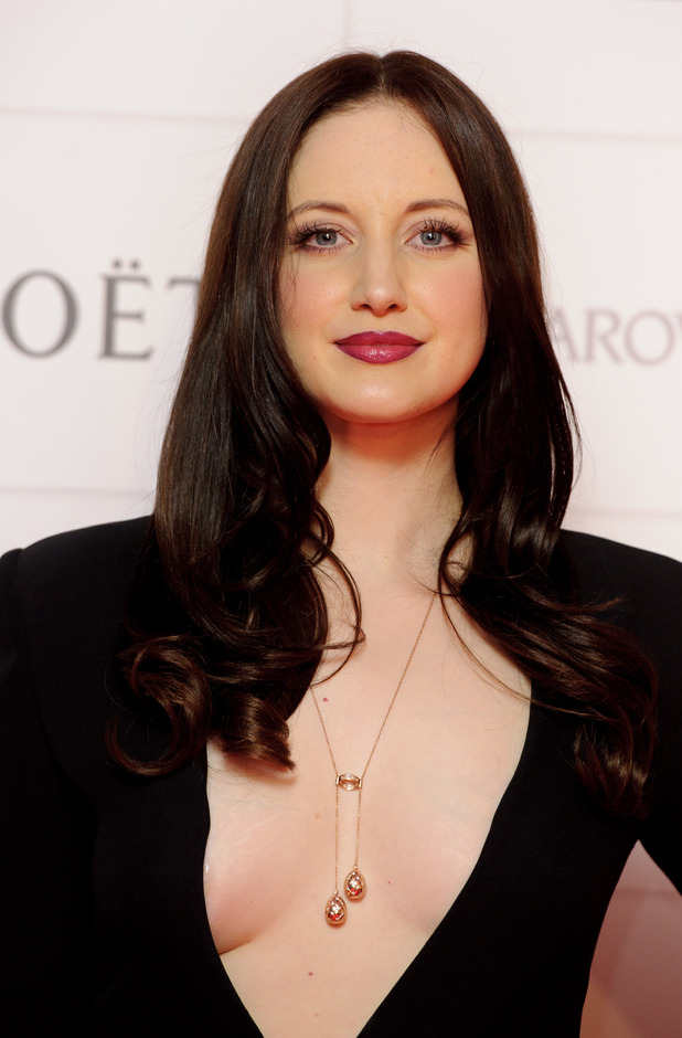 Andrea Riseborough, British Independent Film Awards 2012
