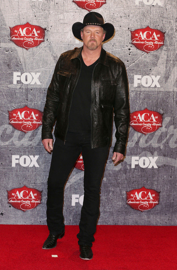 Trace Adkins at the 2012 American Country Awards at Mandalay Bay Resort and Casino