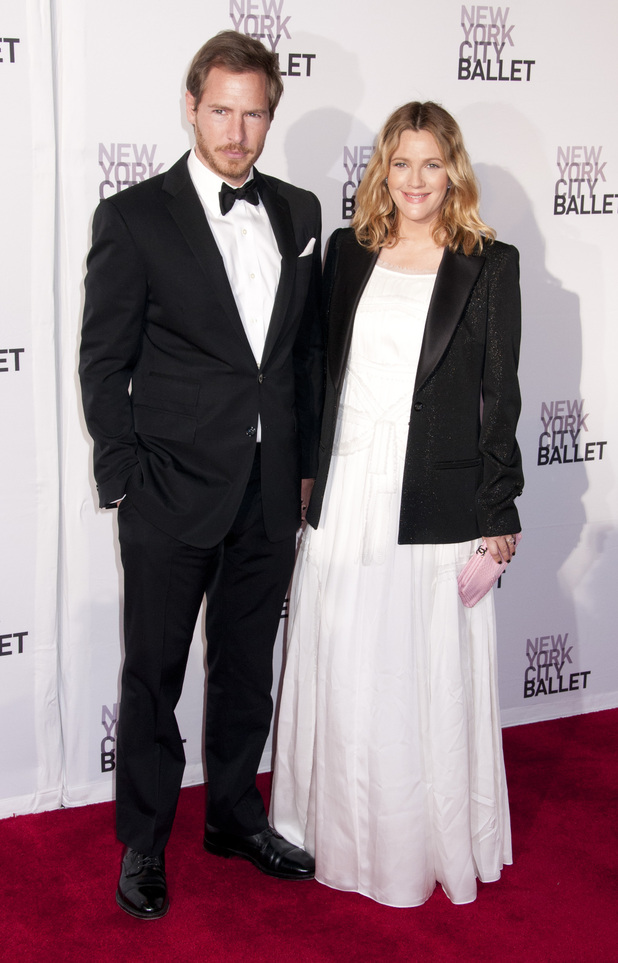 Will Kopelman, Drew Barrymore 2012 New York City Ballet's Spring Gala at the David H. Koch Theater, Lincoln Center New York City, USA - 10.05.12