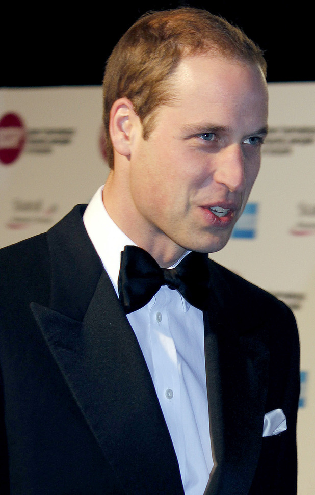 The Winter Whites Gala at the Royal Albert Hall - ArrivalsFeaturing: Prince William, the Duke of CambridgeWhere: London, United Kingdom
