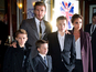 Beckhams enrol sons at London school?