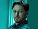 Eran Creevy's James McAvoy-starring crime thriller debuts its first trailer.