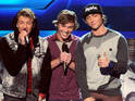 Emblem3 explain how they survived X Factor and give this year's hopefuls advice.
