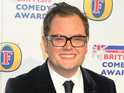 "Chatty Man host says he is ""ecstatic"" about staying with the channel until 2015."
