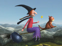 Room on the Broom was amongst the children's shows that triumphed.