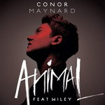Conor Maynard 'Animal' single artwork.