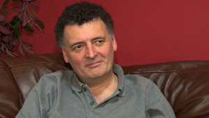 Steven Moffat on 'Doctor Who' Christmas Special