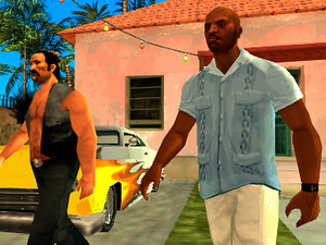 &#39;Grand Theft Auto: Vice City Stories&#39; screenshot
