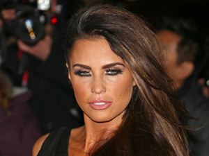Night of Heroes: The Sun Military Awards 2012 held at the Imperial War Museum - ArrivalsFeaturing: Katie Price aka Jordan Where: London, United Kingdom When: 06 Dec 2012 Credit: Lia Toby/WENN.com