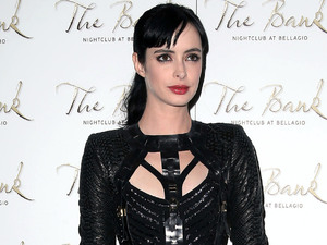 Krysten Ritter celebrates her 31st Birthday at the Bank Nightclub inside The Bellagio Resort and Casino Featuring: Krysten Ritter Where: Las Vegas, Nevada, United States When: 15 Dec 2012 Credit: Judy Eddy/WENN.com