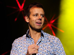 The Hit Factory Live Christmas Cracker: Pat Sharp