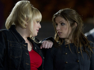 Pitch Perfect, Rebel Wilson, Anna Kendrick
