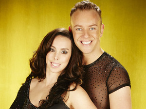 Dancing On Ice 2013: Beth Tweddle and Daniel Whiston