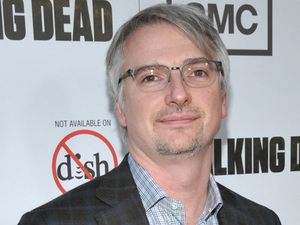 "Glen Mazzara attends the premiere of ""The Walking Dead"" at Universal Studios on Thursday, Oct. 4, 2012, in Los Angeles."