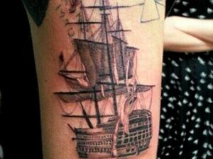 Harry Styles's new tattoo
