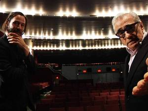 Side By Side, Keanu Reeves, Martin Scorsese